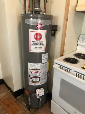 BRAND NEW GAS HOT WATER HEATER ‼️‼️‼️ for Sale in Norfolk, VA