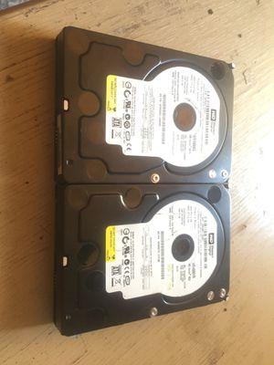 2 Desktop Sata Hardrive for Sale in Corona, CA