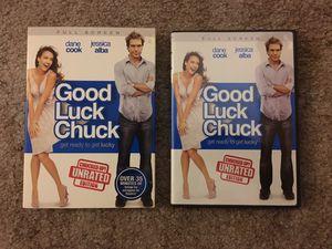 Good Luck Chuck. DVD for Sale in Harrisonburg, VA