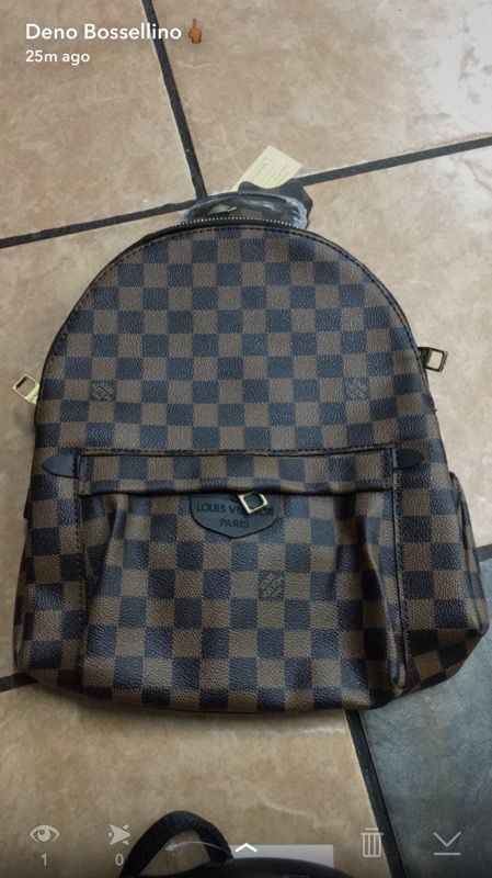 Small Louie Backpack
