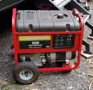 Troybilt 5550 Generator for Sale in Virginia Beach, VA