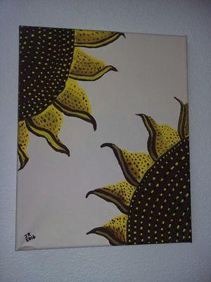 Modern Art - Sunflower $20 for Sale in Denver, CO