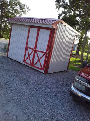 8x12 an 10 ft tall shed for Sale in Laurel, DE