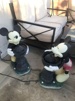 Mickey Mouse Fountain for Sale in Los Angeles, CA