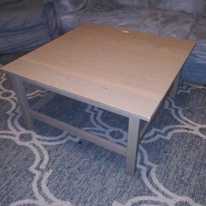 IKEA Center Table With Detachable Bottom Piece for Sale in Fresno, CA