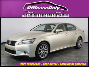2013 Lexus GS for Sale in North Lauderdale, FL