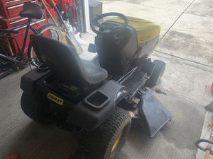 Stanley 19HP twin engine lawn tractor for Sale in Montpelier, MD