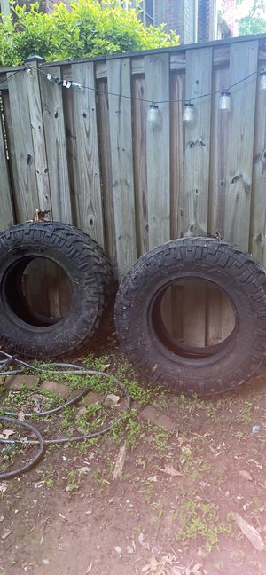 35x12.5 trail grappler Tires for Sale in Fairfax, VA