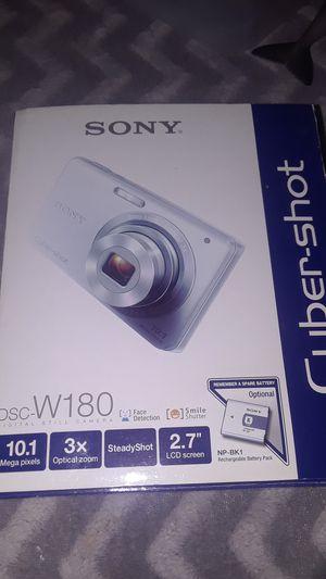 Sony Cybershot dsc-w180 Digital Still Camera for Sale in Houston, TX
