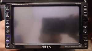 Nesa nav-6510 in-dash multimedia sys for Sale in Upland, CA