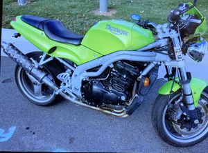 2000 Triumph Speed Triple 955i for Sale in Washington, DC