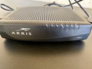 ARRIS Modem (TM882) for Sale in Etiwanda, CA