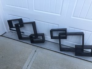 Wall shelves for Sale in Youngsville, NC