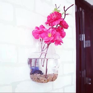 Wall Mounted Flower Vase and Fish Bowl for Sale in Martinsburg, WV