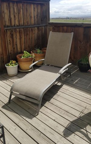 Deck Lounge Chairs for Sale in Pasco, WA