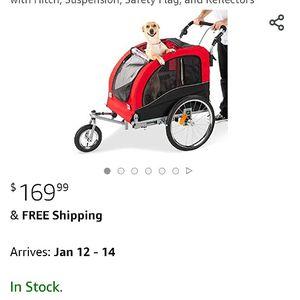 Like New Dog Stroller for Sale in SeaTac, WA