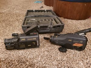 JVC Compact VHS Camcorders for Sale in Arvada, CO