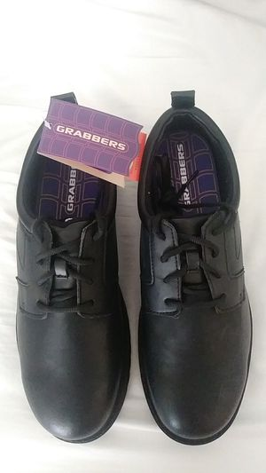 GRABBERS NON SLIP STEEL TOE WORK BOOT for Sale in Pittsburgh, PA