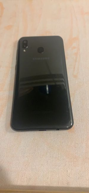 Samsung galaxy A20 for Sale in Mount Morris, MI