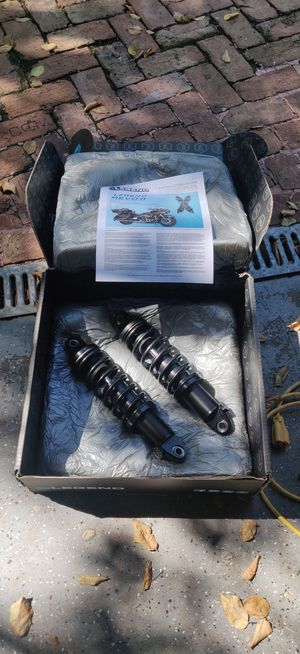 Legend revo-a motorcycle suspension shocks for Sale in Coral Gables, FL