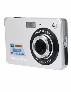 2.7 in TFT LCD HD Screen Digital Camera 21MP Anti-Shake Face Detection Camcorder for Sale in Fontana, CA