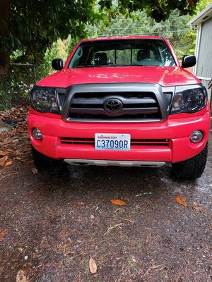 2005 Toyota Tacoma TRD SR5 V6 4x4 Trade plus cash considered for Sale in Lacey, WA