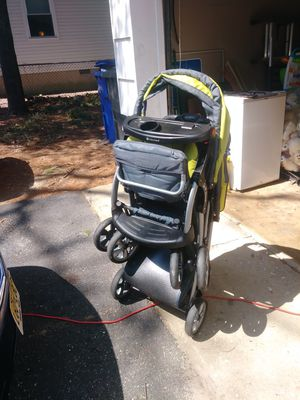 Sit and stand double stroller. for Sale in Toms River, NJ