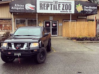 2009-2015 Nissan Frontier ARB Bumper & Warn Winch for Sale in Puyallup,  WA