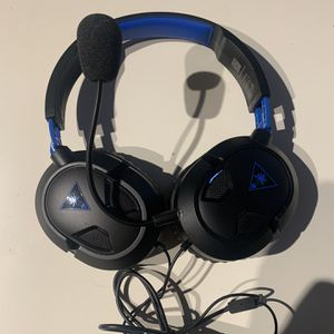 Turtle Beach Recon 50P Wired Headset For PlayStation Or Xbox for Sale in Houston, TX