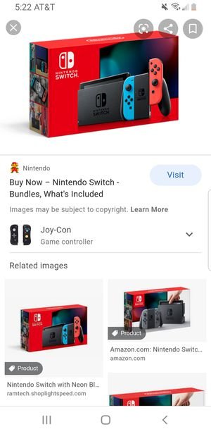 Nintendo Switch Bundle for Sale in Maryland Heights, MO