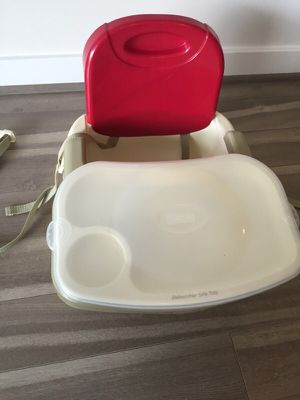 booster seat by fisher price for Sale in Arlington, VA