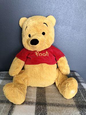 Disney store JUMBO Pooh Bear stuffed animal for Sale in Compton, CA