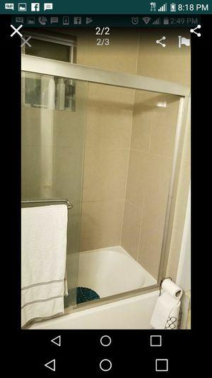Bathub door or shower Glass door for Sale in San Antonio, TX