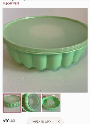Vintage tupperware. for Sale in Montesano, WA