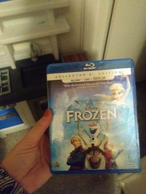 Blu-Ray Frozen for Sale in Littleton, CO