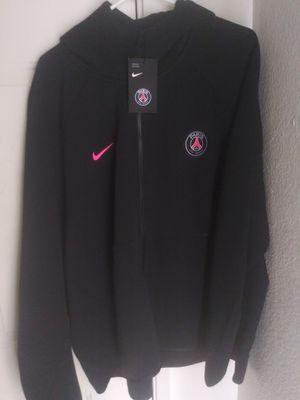 Nike PSG Full Zip Hooded Tech Fleece for Sale in Henderson, NV