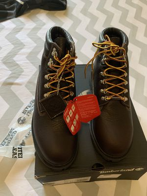 Brand new authentic waterproof premium pure leather timberland boots size 7 and 6.5!!! Price is firm for Sale in The Bronx, NY