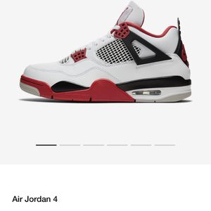 Air Jordan 4 Fire Red for Sale in American Canyon, CA