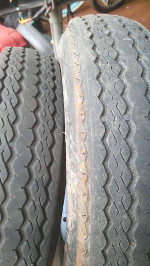 Trailer tires 5.30-12 for Sale in Baldwin Park, CA