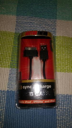 Ipod charger straight from box. Never used for Sale in Lynchburg, VA