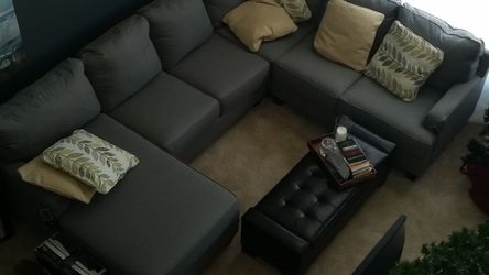 Chamberly 4-Piece Sectional with Chaise for Sale in Belmont,  MA