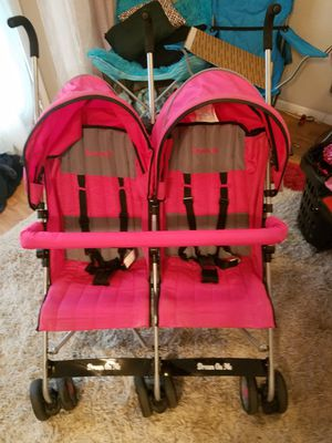 Duel (Collapsible) Stroller for Sale in Houston, TX