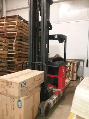 Linde R16s high mast forklift for Sale in Chattanooga, TN