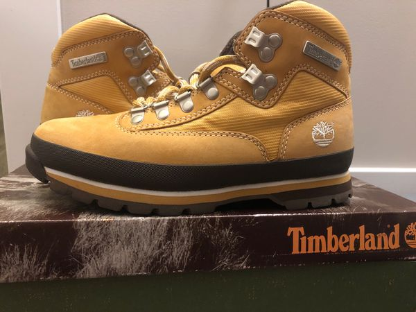 Women's Timberland Boots (Euro Hiker)