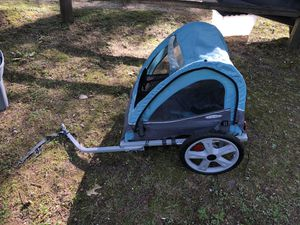 Kids Bike trailer for Sale in Irons, MI