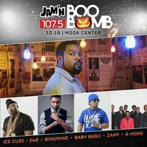 2 lower level tickets to BooBomb!! for Sale in Beaverton, OR