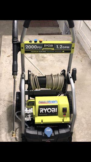 Ryobi Pressure washer for Sale in Paramount, CA