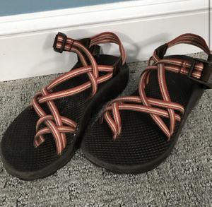 Red Chaco Sandals Size 7 for Sale in Lutz, FL