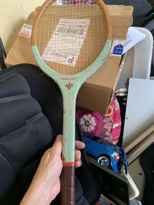 Vintage tennis racket for Sale in Tampa, FL