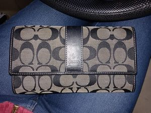 Authentic Coach wallet for Sale in Salt Lake City, UT